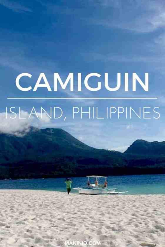 Camiguin - maninio - Philippines - islands - asia
