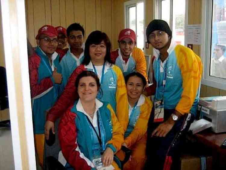 Qatar back to 2006 - Doha Asian Games