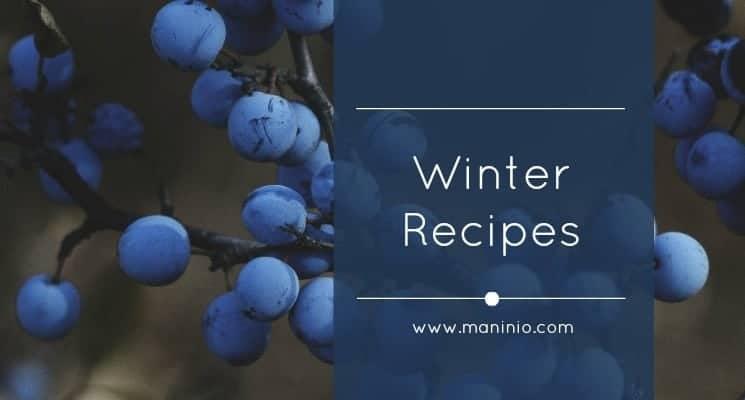 Maninio Winter Recipes