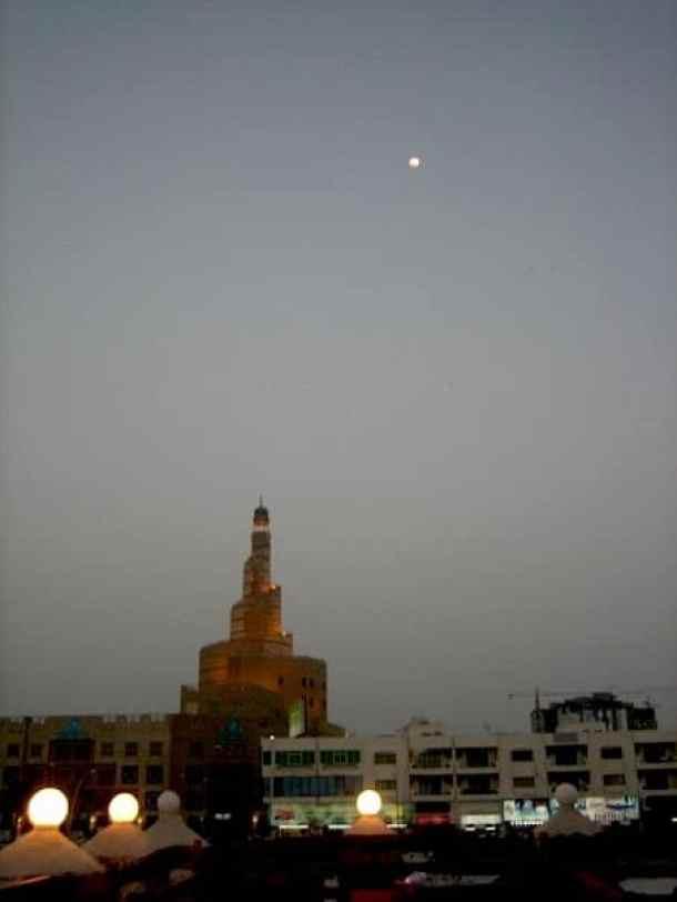 Muslims in Qatar. maninio.com #qatardohaasiangames #Eidcelebrations