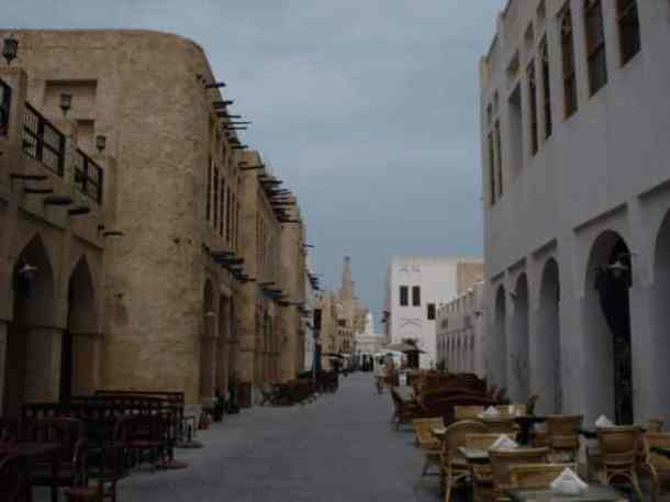 Old part of Qatar. maninio.com #qatardohaasiangames #Eidcelebrations
