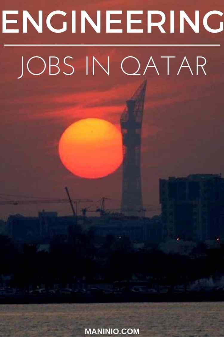 engineering - qatar - jobs - asia
