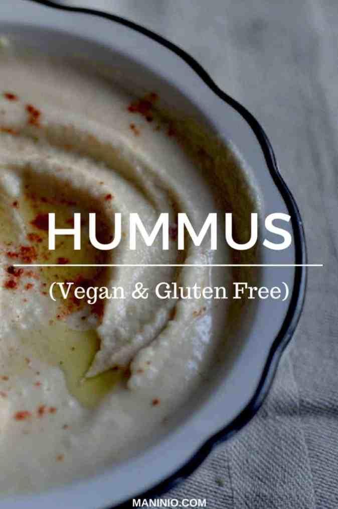 Hummus - Vegan - Arabic