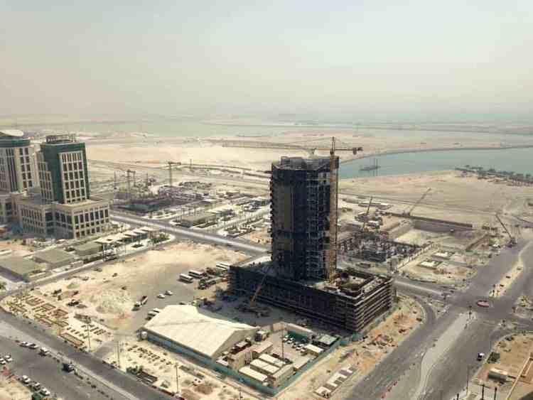 Lusail Qatar maninio.com #constructiondoha #lusaillqatar