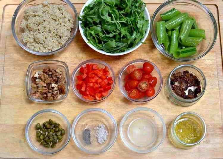 κινόα-Πάσχα-quinoa-www.maninio.com-salad-Easter