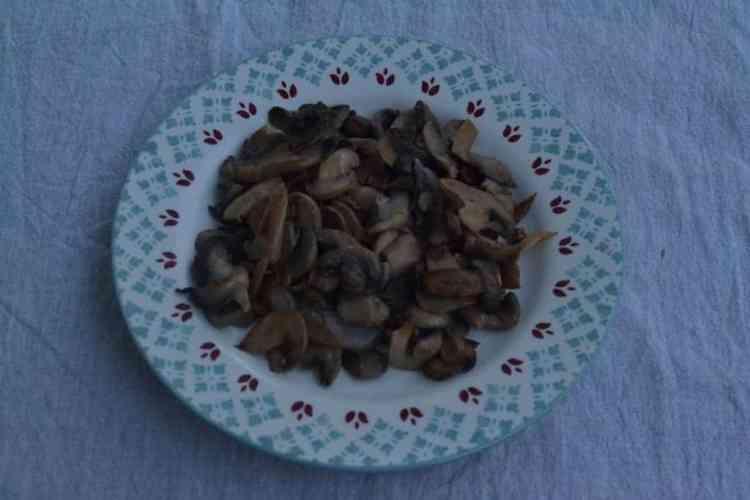 Μανιτάρια για το τέλειο Ριζότο. #risotomushrooms #italinarisoto