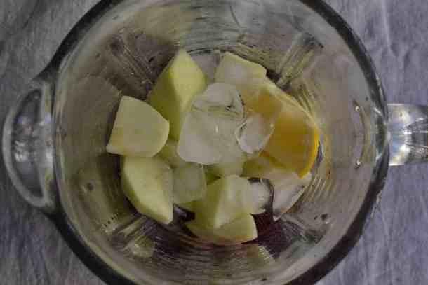 Beetroot - Banana - Cucumber - www.manino.com - Green- Apple - Smoothie