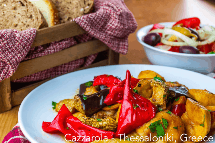 vegan delivery in Cazzarola Thessaloniki #veganrestaurants #greekvegan maninio.com