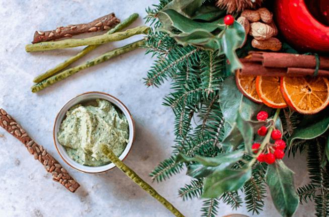20+ Vegan Προτάσεις φαγητού για Χριστούγεννα και Πρωτοχρονιά. maninio.com