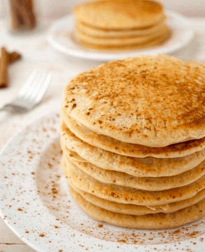 Whereyougetyourprotein - Vegan Cinnamon cupcakes - Vegan Healthy Breakfast Ideas to Start your day. maninio.com