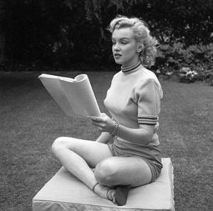 Marilyn Monroe at Getty Images
