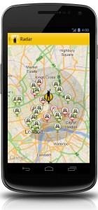 Get Taxi Radar
