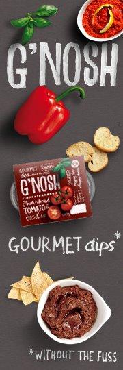 G'nosh Gourmet Dips