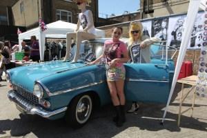 Vauxhall Art Car Boot Fair 2013
