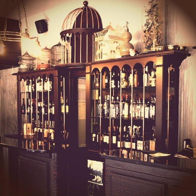 The Courtesan Bar and Restaurant Brixton, London
