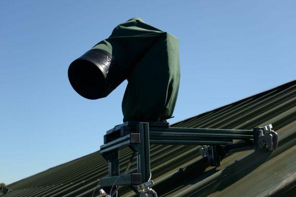 Wimbledon Roof Robotic Camera