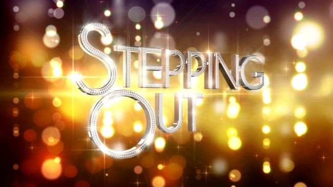 Stepping Out logo ITV