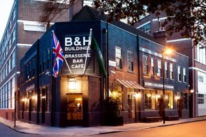Bluff Your Way To… at B&H Buildings London
