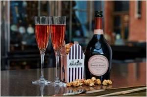 DRINKS: Champagne Laurent-Perrier and Joe & Seph's at Taste of London