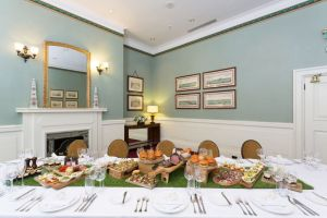 Summer Time Supper – Private Dining at London Marriott County Hall