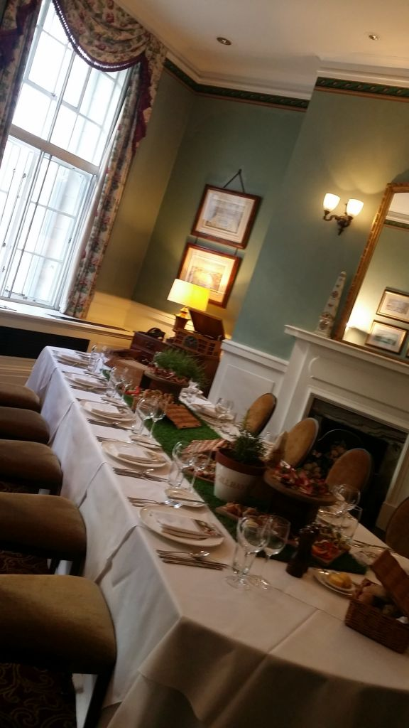 Private Dining at County Hall