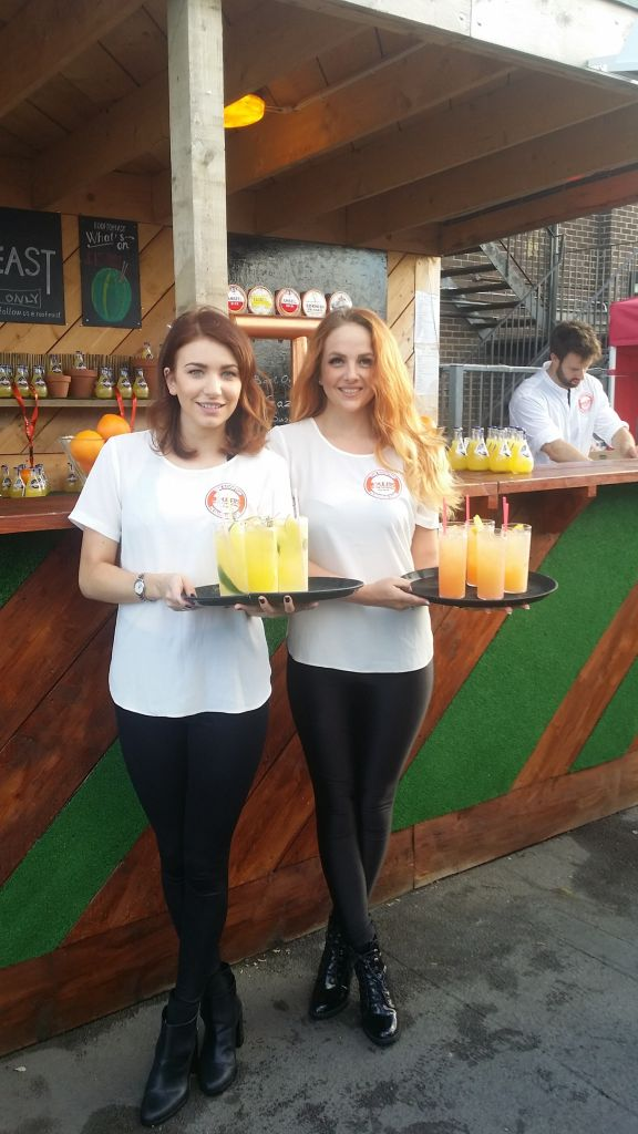 Boulers Girls for Orangina
