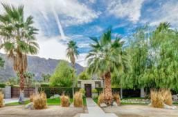 Elizabeth Taylor's Palm Springs home