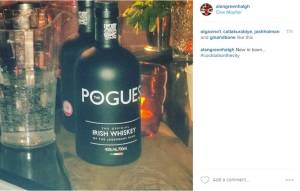 Pogues Whisky