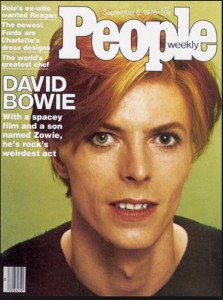 David Bowie People Magazine 1976