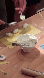 pasta making, Covent Garden