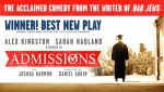 Theatre Review: Admissions