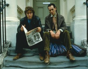 Paul McGann & Richard E Grant in Withnail & I