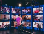 Pandemic Proof Virtual Venue With A 360-degree Video Wall