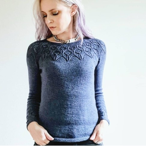 maglione ai ferri