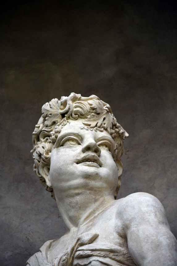 The ear of Dionysus