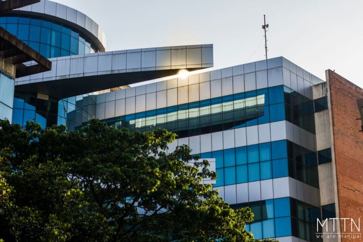MIT Information Centre, shot by Aryaman Desai