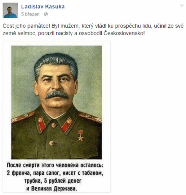 Stalin podruhé (facebook.com)