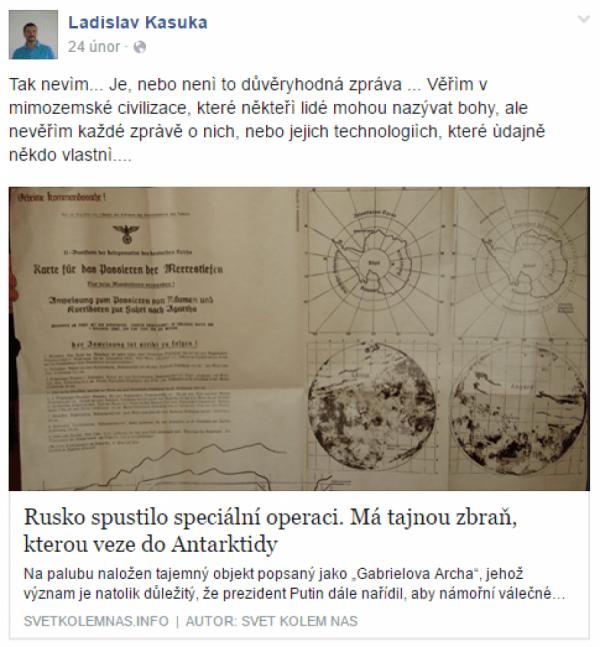 Mimozemšťani (facebook.com)