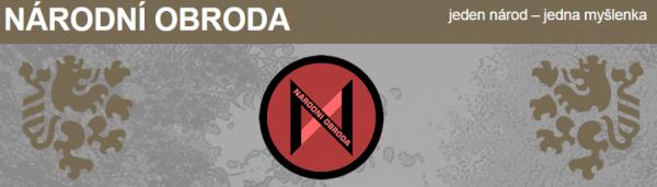 Logo tzv. Národní obrody (narodniobroda.cz)