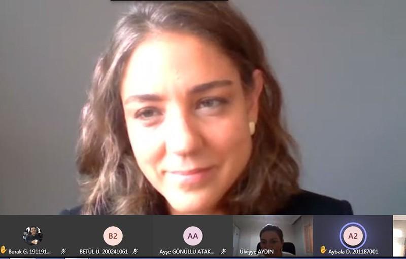 Manisa CBÜ'de online konferanslar başladı
