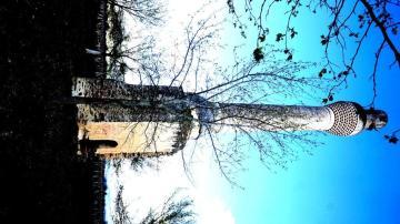 Kırık minare, Sarıgöl Ovasının sembolü oldu