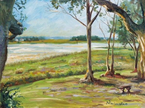 Lowndes Grove Marsh