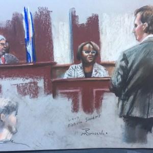Roof 1-9-17 Felicia Sanders Testifies During Sentencing