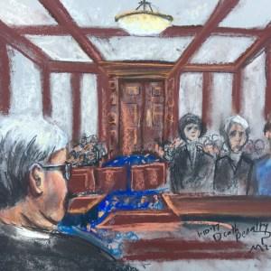 Roof 1-11-17Roof 1-11-17 Judge Gergel Reads Jury Sentence