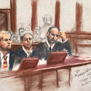 Slager Sentencing - Prosecution team