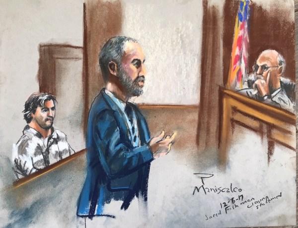 Prosecutor Jered Fishman Closing Statement