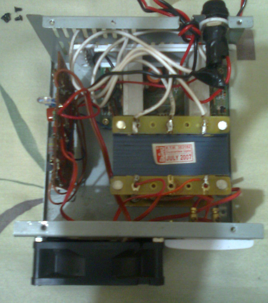 Mosfet Inverter Circuits