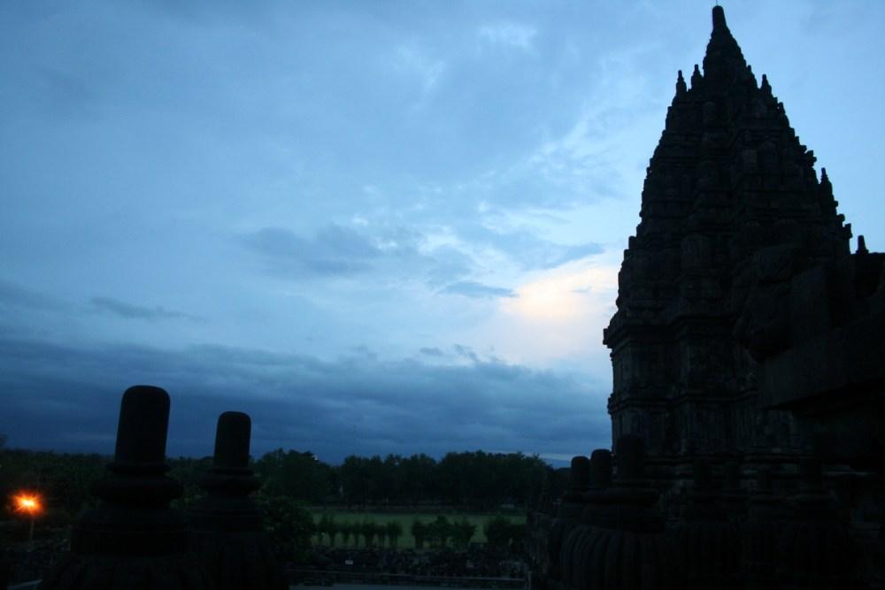 Prambanan After Sundown (5/6)