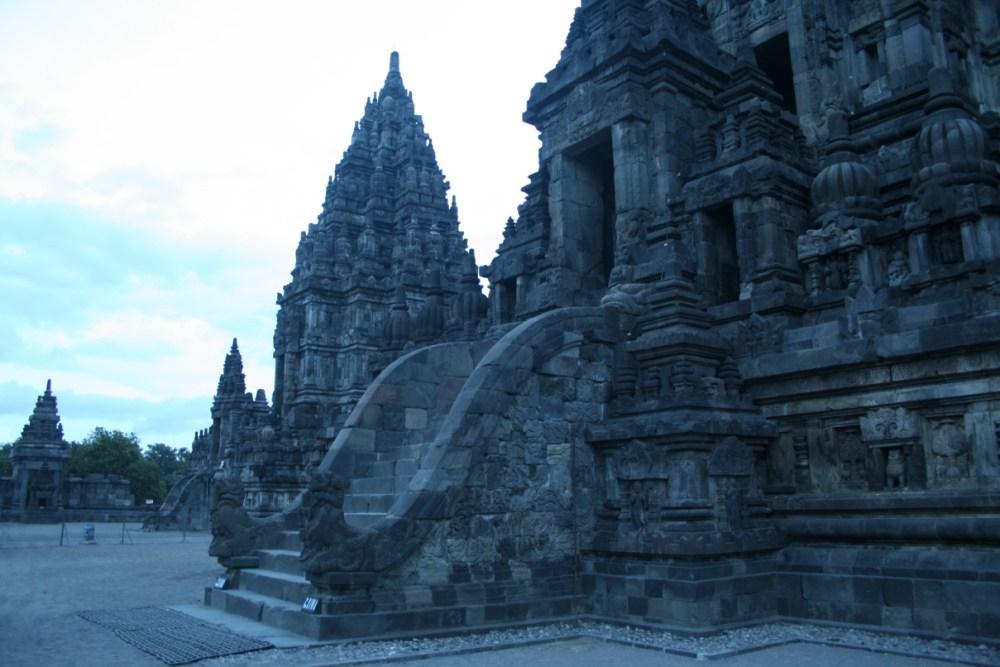 Prambanan After Sundown (3/6)