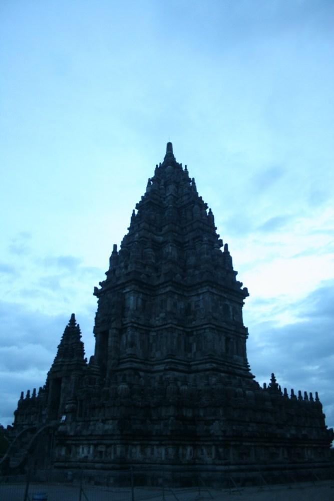 Prambanan After Sundown (6/6)